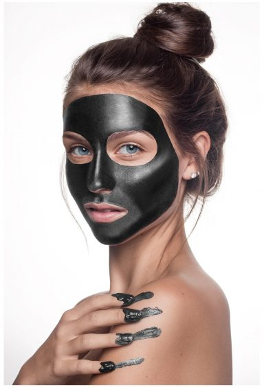 Skin Care Black Mask