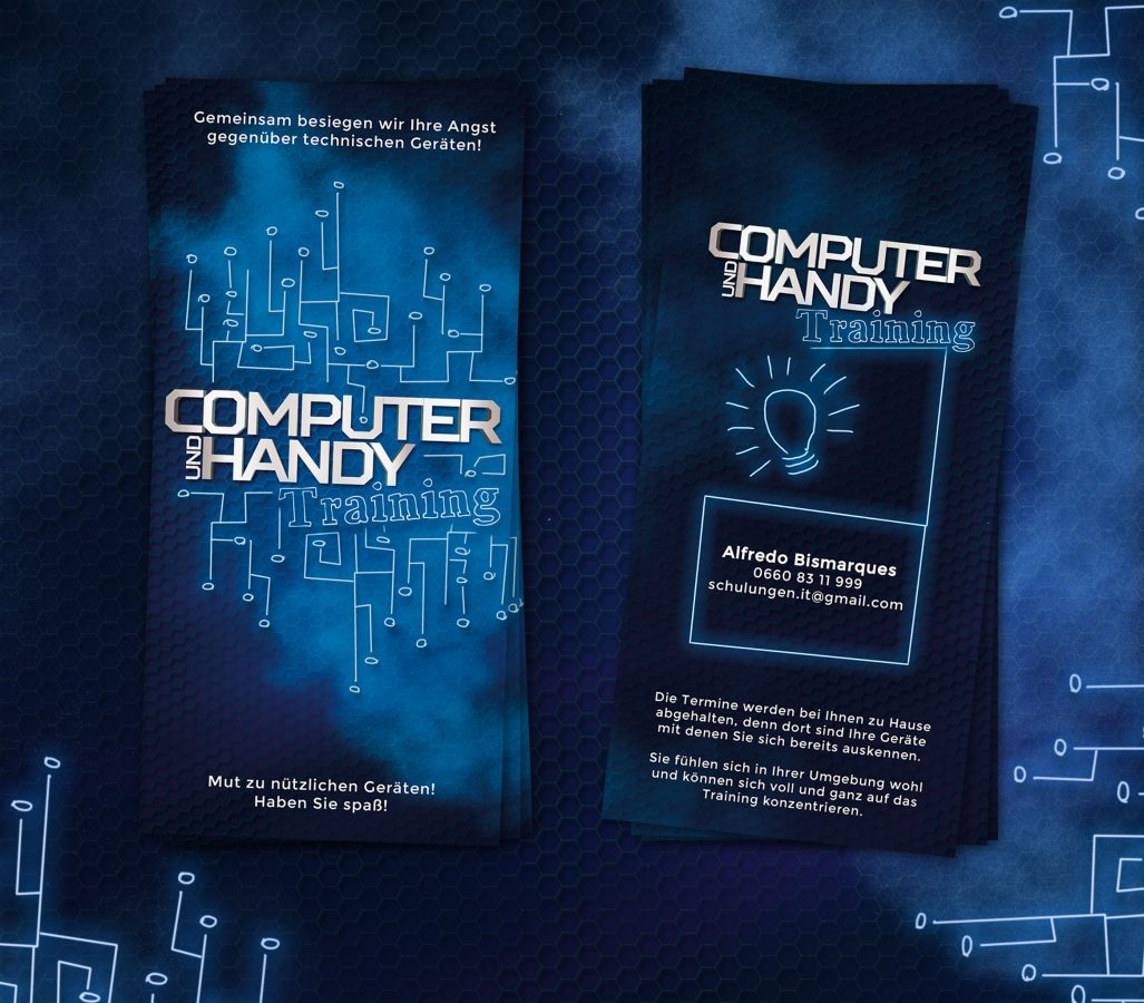 Handy und Computer Training